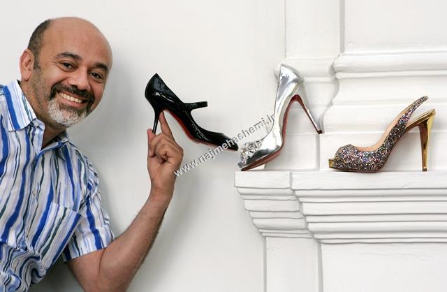 کریستین لوبوتان طراح کفش