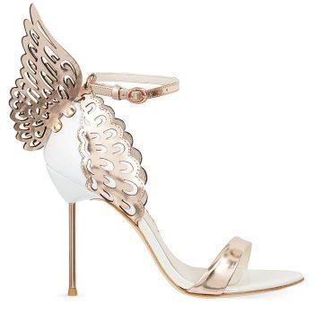 صندل طراح کفش سوفیا وبستر