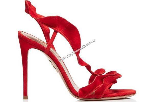 طرح کفش آکوازورا