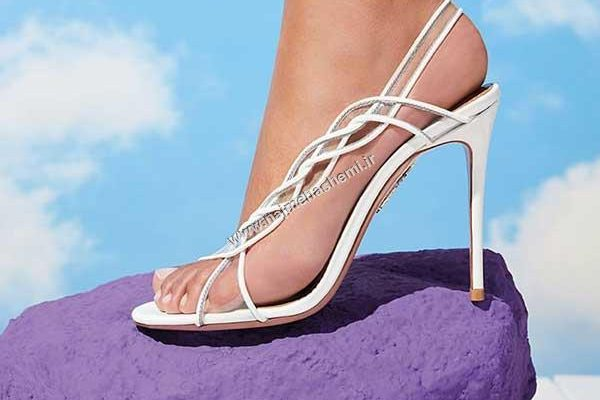 طرح کفش آکوازورا نمای کنار