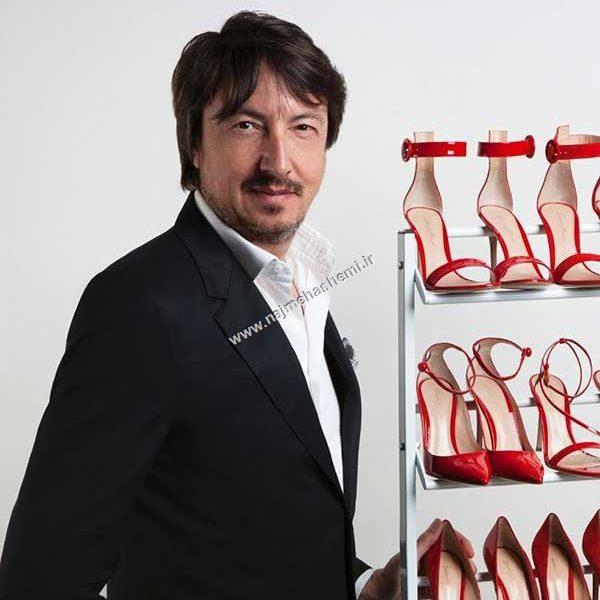 جیانویتو روسی طراح کفش