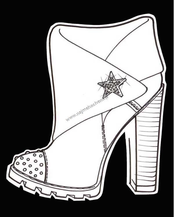 طراحی و تولید کفش