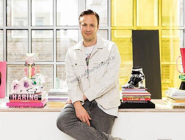 نیکلاس کرکوود طراح کفش