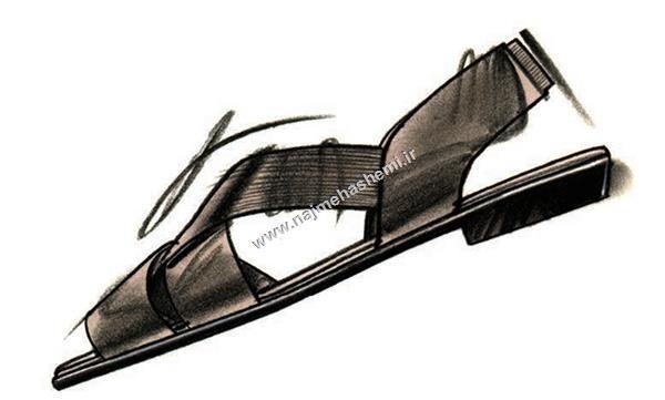 طراحی صندل