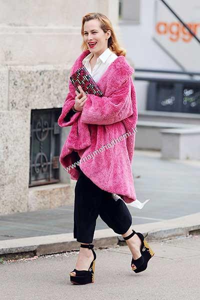 شارلوت المپیا طراح کفش