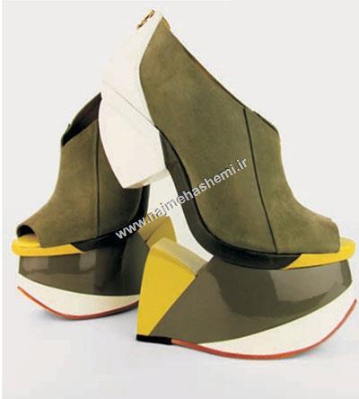 کفش های آینده
