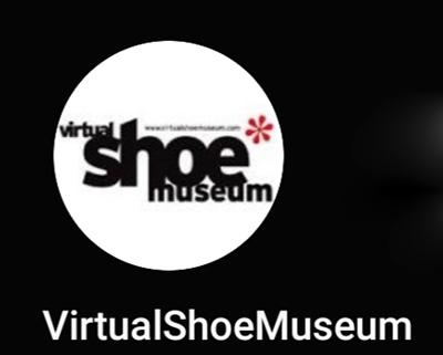 آرم موزه کفش مجازی