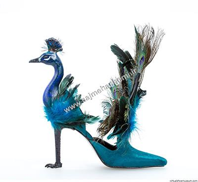 اثر طراح کفش اوا ترمل