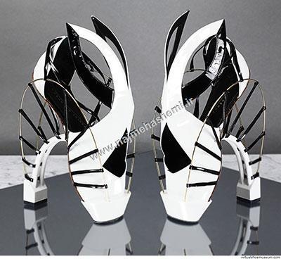 کفش طراحی شده کاشونچیان