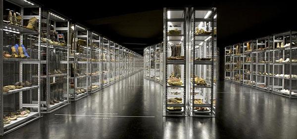 بخش قوم نگاری موزه کفش