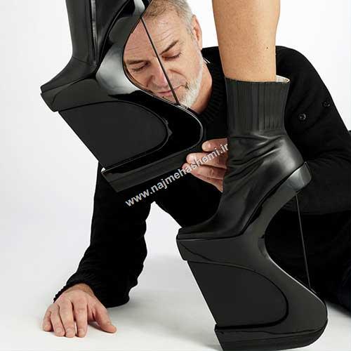 پیتر پوپز طراح کفش