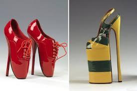 کفش های قرن 20