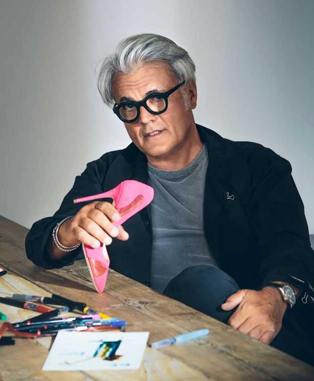 طراح کفش جوزپه زانوتی