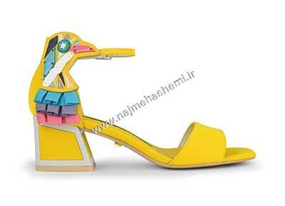 طرح و ایده خلاقانه در طراحی کفش