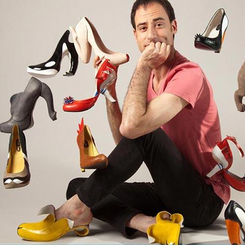 طراح کفش کوبی لوی