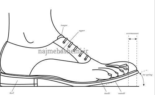 طراحی کفش